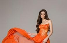 Belleza vietnamita figura en top 21 de Miss Universo 2020
