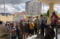 Apoyan a vietnamitas en Camboya en medio del COVID-19