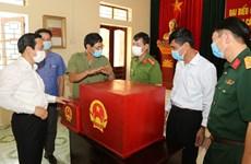 Presidente del Parlamento vietnamita preside teleconferencia nacional sobre trabajo electoral
