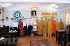 Resaltan esfuerzos de Sangha Budista de Vietnam en desarrollo de Ciudad Ho Chi Minh