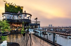 Cuatro hoteles en Hanoi con mejor terraza del mundo, según TripAdvisor