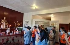 Vietnamitas en ultramar conmemoran natalicio del Presidente Ho Chi Minh