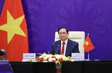 Primer ministro de Vietnam participa en Conferencia internacional sobre el Futuro de Asia