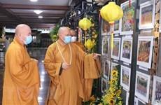 Exposición por 40 aniversario de fundación de Sangha Budista vietnamita
