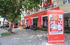 Llaman a participación de todos los electores en los comicios generales de Vietnam