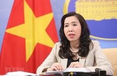 Exhorta Vietnam a reanudar proceso de paz en Oriente Medio