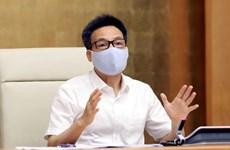 Piden reanudar operaciones de empresas libres de riesgo de infección en Vietnam