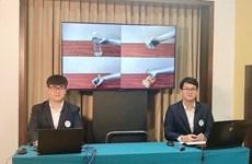 Estudiantes vietnamitas ganan premio en concurso internacional de investigación