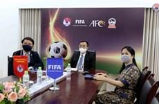 Delegada vietnamita elegida como miembro de la Comisión Disciplinaria de la FIFA