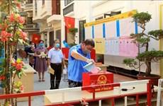 Garantizan seguridad absoluta para votantes de elecciones legislativas de Vietnam, según medios internacionales
