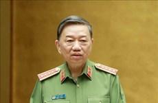 Resaltan en Vietnam labor policial en prevención y control del COVID-19