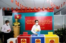 Elecciones legislativas de Vietnam se desarrollan según lo planeado, afirmó vicepresidente del Parlamento