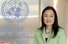 Promotora de la igualdad de género y derechos para las mujeres vietnamitas