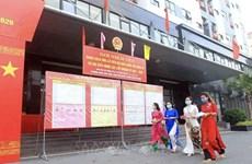 Éxito de elecciones fortalece la confianza del pueblo en el Partido y el Estado de Vietnam