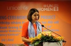Australia apoya a Vietnam a eliminar violencia contra mujeres y niños