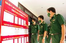 Elecciones legislativas de Vietnam lograron éxito integral, afirma ministra del Interior