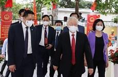 Elecciones legislativas en Vietnam acaparan interés de medios japoneses
