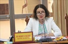 Australia ayuda a eliminar la violencia contra mujeres y niños en Vietnam