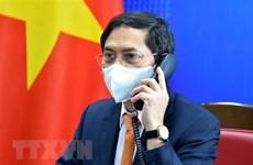 Agilizan cooperación multifacética entre Vietnam y Alemania
