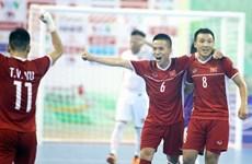 Vietnam consigue boleto a Copa Mundial de Fútsal 2021