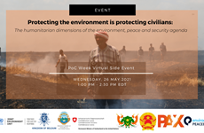 Vietnam coorganiza debate de ONU para proteger el medioambiente en conflictos armados