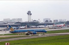 Tasa de puntualidad de vuelos en Vietnam se mantiene elevada