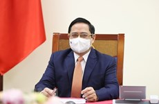 Premier vietnamita asiste a Cumbre de Asociación para el Crecimiento Verde y los Objetivos Globales