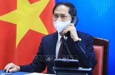 Vietnam y Estados Unidos desarrollan sus relaciones en múltiples sectores