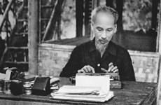 Libros sobre el Presidente Ho Chi Minh atraen atención en exposición internacional