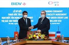 Francia ofrece apoyo crediticio para inversión verde en Vietnam
