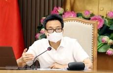 Vietnam apuesta por abastecimiento de vacunas antiCOVID-19 a cualquier costo