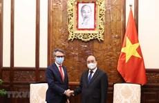 Proponen a UE respaldar a Vietnam en acceso a vacunas contra COVID-19