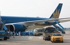 Reanudan vuelos de pasajeros del extranjero a aeropuertos vietnamitas de Noi Bai y Tan Son Nhat