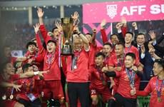 Organizarán sorteo de copa regional de fútbol AFF Suzuki en agosto