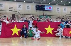 Mundial de Futsal 2021: Vietnam se medirá a la República Checa, Panamá y Brasil
