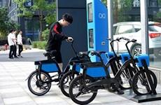 Hanoi pondrá a prueba transporte de dos ruedas conectado a autobuses