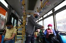 """Presentan en Vietnam función de """"advertencia de no llevar mascarillas"""" a vehículos de pasajeros"""