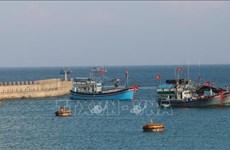 Servicios logísticos pesqueros en archipiélago vietnamita de Truong Sa
