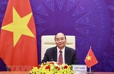 Joe Biden agradece asistencia de Vietnam a cumbre climática