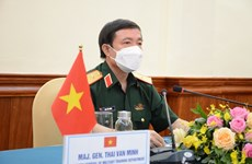 Debaten preparativos para Juegos Militares Internacionales