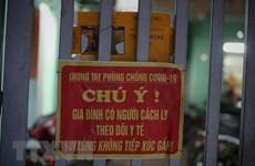 Vietnam cierra domingo con 65 nuevos casos de COVID-19