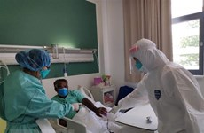 Laos impulsa la campaña de vacunación contra el coronavirus