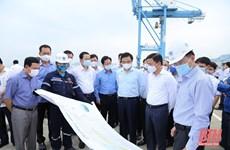 Provincia vietnamita de Thanh Hoa y PetroVietnam fomentan nexos de cooperación