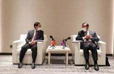 Vietnam y Camboya por intensificar lazos a través de canales diplomáticos