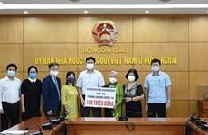 Vietnamita en Hungría contribuye al combate contra COVID-19 en su país natal