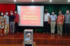 Vietnamitas en Camboya apoyan al Fondo Nacional de Vacunas contra COVID-19