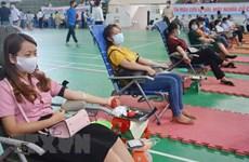 Programa humanitario busca recolectar 100 mil unidades de sangre en Vietnam