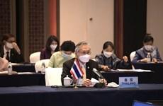 Tailandia busca promover cooperación Mekong-Lancang