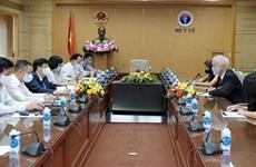 Vietnam busca apoyo internacional en acceso a vacunas contra COVID-19
