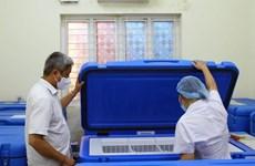 UNICEF suministra refrigeradores especiales para preservar vacunas en Vietnam